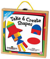 Small World Toys Take & Create Shapes