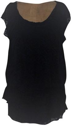 Vanessa Bruno Navy Lace Dress for Women