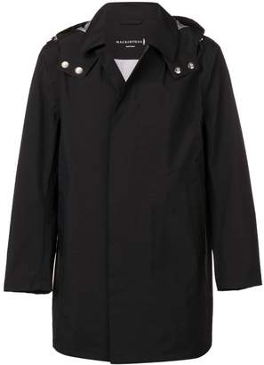 MACKINTOSH Black eVent Hooded Coat GMH-006