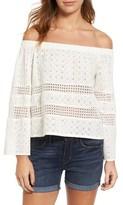 Rebecca Minkoff Women's Coronado Off The Shoulder Blouse