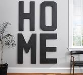 Pottery Barn Oversized Hanging Letters