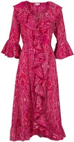 At Last... Felicity Dress- Pink Ripple