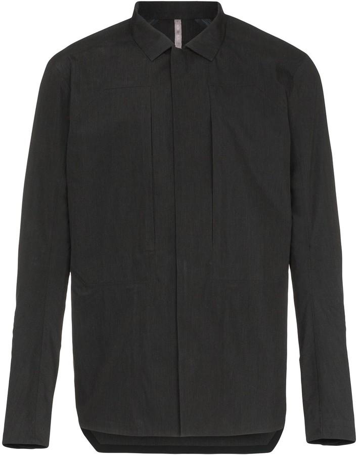 Veilance Component overshirt jacket