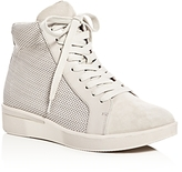 Gentle Souls Helka Perforated High Top Sneakers