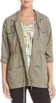Karen Kane Nylon Utility Jacket
