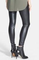 Hue 'Leatherette' Leggings
