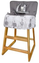 Eddie Bauer Shopping Cart & High Chair Cover-Gray