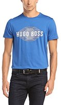 HUGO BOSS Mens Short Sleeve Tee 1 T-Shirt