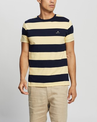 Gant Barstripe SS T-Shirt