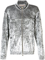 Emiliano Rinaldi reflective track jacket