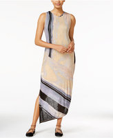 Rachel Roy Printed Draped-Back Dress, Only at Macy's