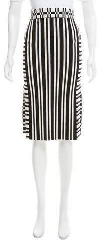 Camilla Stripe Skirt w- Tags