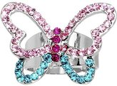 Body Candy Fanciful Butterfly Adjustable Ring