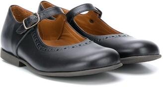 Pépé buckled ballerina shoes