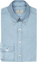 Canali Regular-fit Denim Shirt