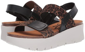 OTBT Nova (Chestnut) Women's Sandals