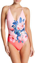 Ted Baker Orchid Wonderland Swimsuit