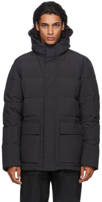 Norse Projects Black Down Willum Jacket