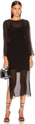 Mara Hoffman Gwen Tunic in Black | FWRD