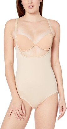 Naomi & Nicole Naomi and Nicole Women's Luxe Shaping Torsette BodyBriefer