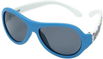 Babiators Polarized Aviator Sunglasses (0-2 Years) (Feelin' Sneaky) Sport Sunglasses
