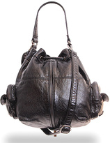 Co-Lab by Christopher Kon Black Washed Bucket Bag