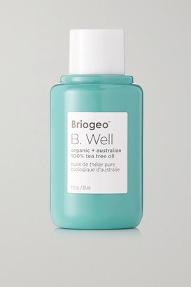 BRIOGEO B. Well Organic Australian 100% Tea Tree Oil, 30ml