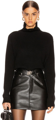 RtA Beau Sweater in Black | FWRD