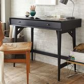 west elm Mid-Century Mini Desk – Black