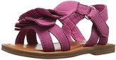 Polo Ralph Lauren Alana P Microfiber Fashion Sandal (Little Kid/Big Kid)