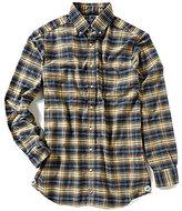 Daniel Cremieux Long-Sleeve Plaid Oxford Woven Shirt