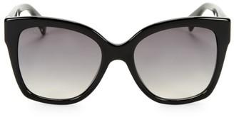 Gucci 54MM Classic Square Sunglasses
