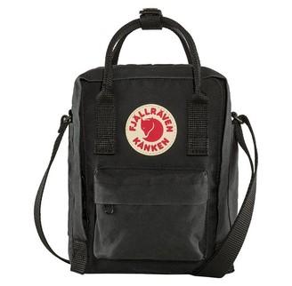 Fjallraven Kanken Sling Backpack Black