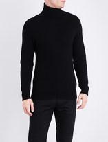 Ralph Lauren Purple Label Turtleneck knitted cashmere jumper