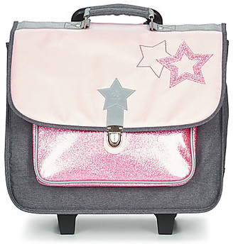 Citrouille et Compagnie ECOLETTE girls's Rucksack in Pink