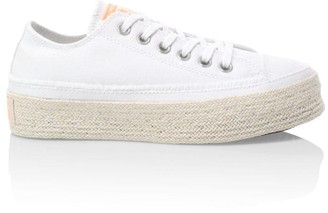 Converse Trail To Cove Chuck Taylor All Star Canvas Espadrille Sneakers