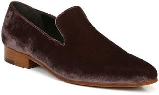 Vince Lela Smart Velvet Loafers