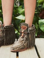 EL VAQUERO Roseland Moccasin Boot by at Free People