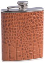 Bey-Berk Croco Flask