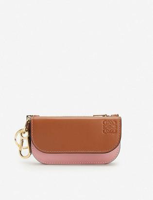 Loewe Gate Mini leather wallet