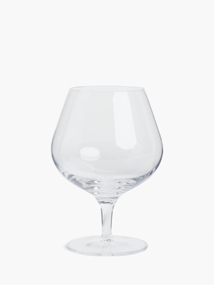 John Lewis & Partners Connoisseur Brandy Glasses, Set of 2, 720ml, Clear
