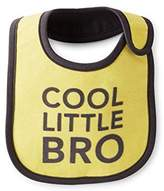 """Carter's Bib """"COOL LITTLE BRO"""" for the Little Brother"""
