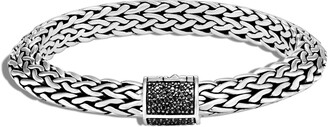 John Hardy Tiga 9.5mm Chain Bracelet