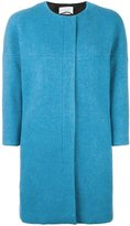 Akris Punto zipped boxy coat