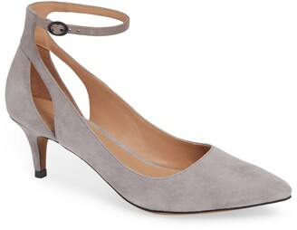 Linea Paolo Carrie Ankle Strap Pump