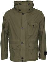 CP Company Goggle Jacket 3L - Dark Olive