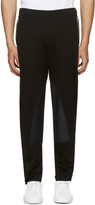 Alexander McQueen Black Zip Lounge Pants