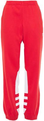 adidas Cotton-blend Fleece Track Pants