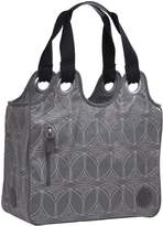 Lassig Vintage Cosmo Bag, Grey Oilcloth (japan import)
