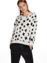 Scotch & Soda Star Printed Sweater